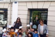 Ταξίδεψαν με την «μηχανή του χρόνου»: Τα παιδιά του Παιδικού Σταθμού Μαριέττα γιόρτασαν την Παγκόσμια Ημέρα Ταχυδρομείων
