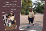 Μετά από 16 χρόνια…: Η Νικολία Μωραϊτη συναντά στην Αρχαία Ολυμπία τον γιατρό που θα την χειρουργήσει στην Αμερική