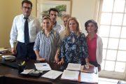 Συνάντηση Συλλόγου Γονέων 3ου ΓΕΛ με Δ. Μεσσαλά: Ο Δήμος στηρίζει το αίτημα λειτουργίας 4 τμημάτων στην Α΄ τάξη του 3ου ΓΕΛ