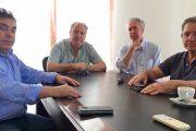 Σύσκεψη δημάρχου Πύργου με τον Ιατρικό Σύλλογο: Συνεργασία για την Προσυνεδριακή Διημερίδα