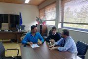 Συνάντηση Λέντζα-Κοροβέση: Στο επίκεντρο ο Τουρισμός και ο Πολιτισμός