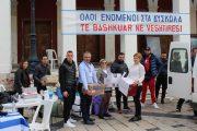 «Όλοι ενωμένοι στα δύσκολα!»: Ανθρωπιστική βοήθεια για τους σεισμόπληκτους της Αλβανίας σε Ηλεία και Πάτρα