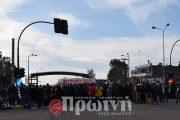 «Όχι άλλος τρόμος, εδώ και τώρα δρόμος»!: Σε λαϊκό κύμα οργής μετατράπηκε ο αποκλεισμός της ΕΟ Πύργου-Πατρών χθες το πρωί