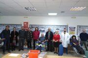 Εθελοντική αιμοδοσία από τον Σύλλογο Υπαλλήλων ΠΕ Ηλείας