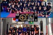 Ilida Fighting Academy & Olympic Fighting Academy: Επιτυχημένη εξεταστική έγχρωμων ζωνών Kick Boxing