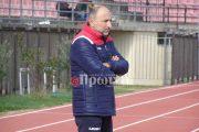 Ντίνος Παναγιωτακόπουλος: «Αξίζουμε να βρισκόμαστεπιο ψηλά»