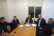 Στον Πυργο ο νέος πρόεδρος του ΟΕΕ Δυτ. Ελλάδας, Γ. Παππάς: Πρώτη συνάντηση με ΕΛΦΕΕ και ΕΒΕ Ηλείας